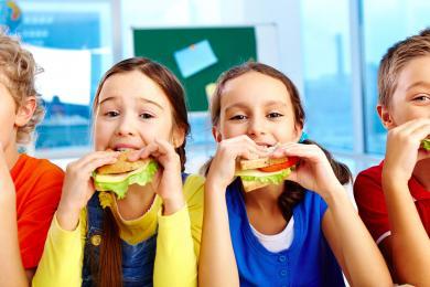 Kids eat right